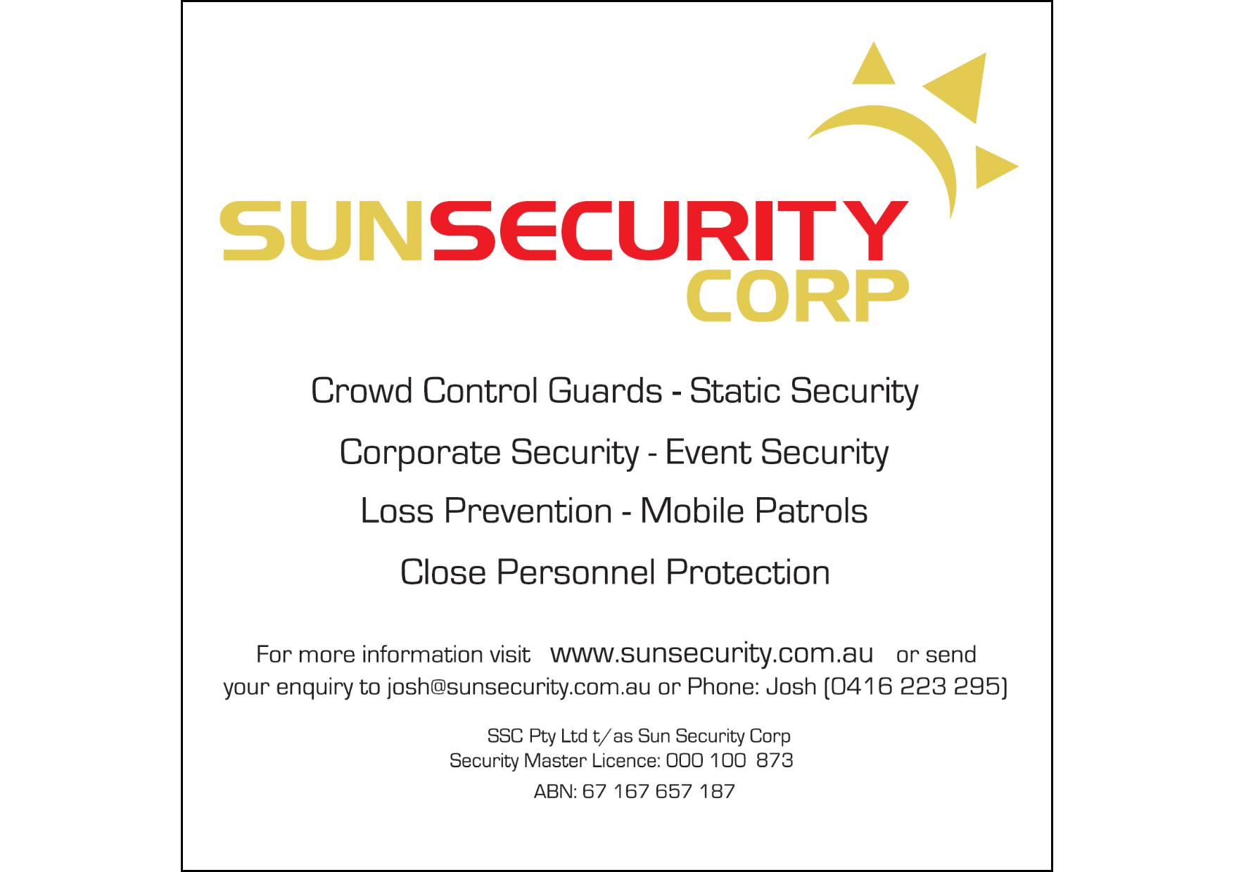 Sun Security Logo