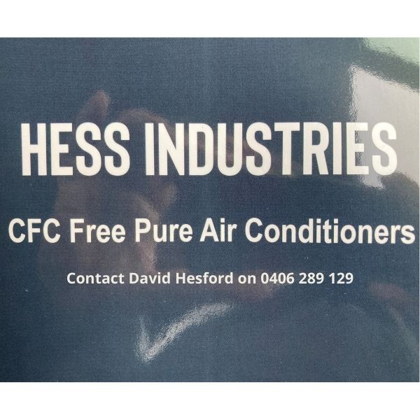 Hess Industries Logo