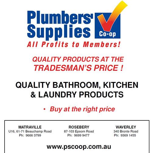 Plumbers Supplies Co-op Logo