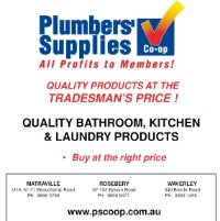 Plumbers' Supplies Logo