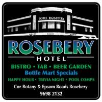 Rosebery Hotel Logo